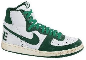 cd680b4d63 Nike Terminator High | 318677 131 | Swan/Noble Green/Washed Green ...