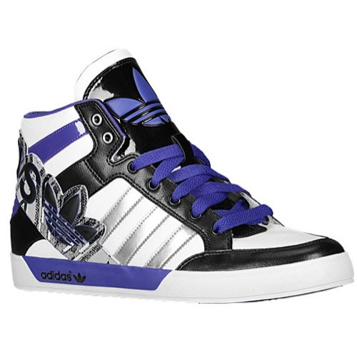 big sale 7dcfd fb7f6 adidas Originals Hard Court Hi Big Logo
