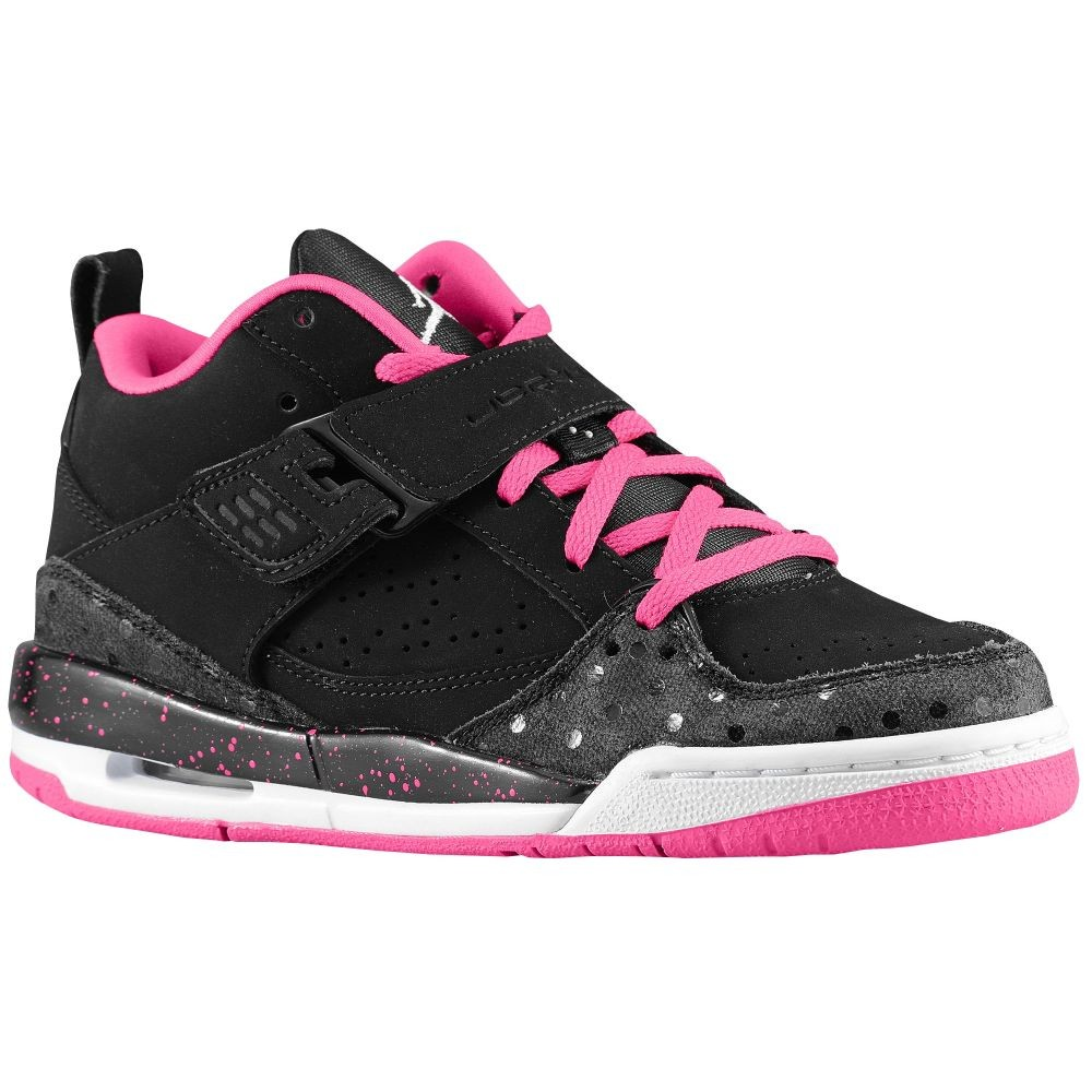 official photos 7261e 937e1 Jordan Flight 45  644874 009  BlackWhiteVivid Pink - Sklep T