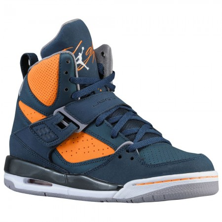 premium selection 30f1f 6e81f Jordan Flight 45  524865903  Metallic Armory NavyCement Grey