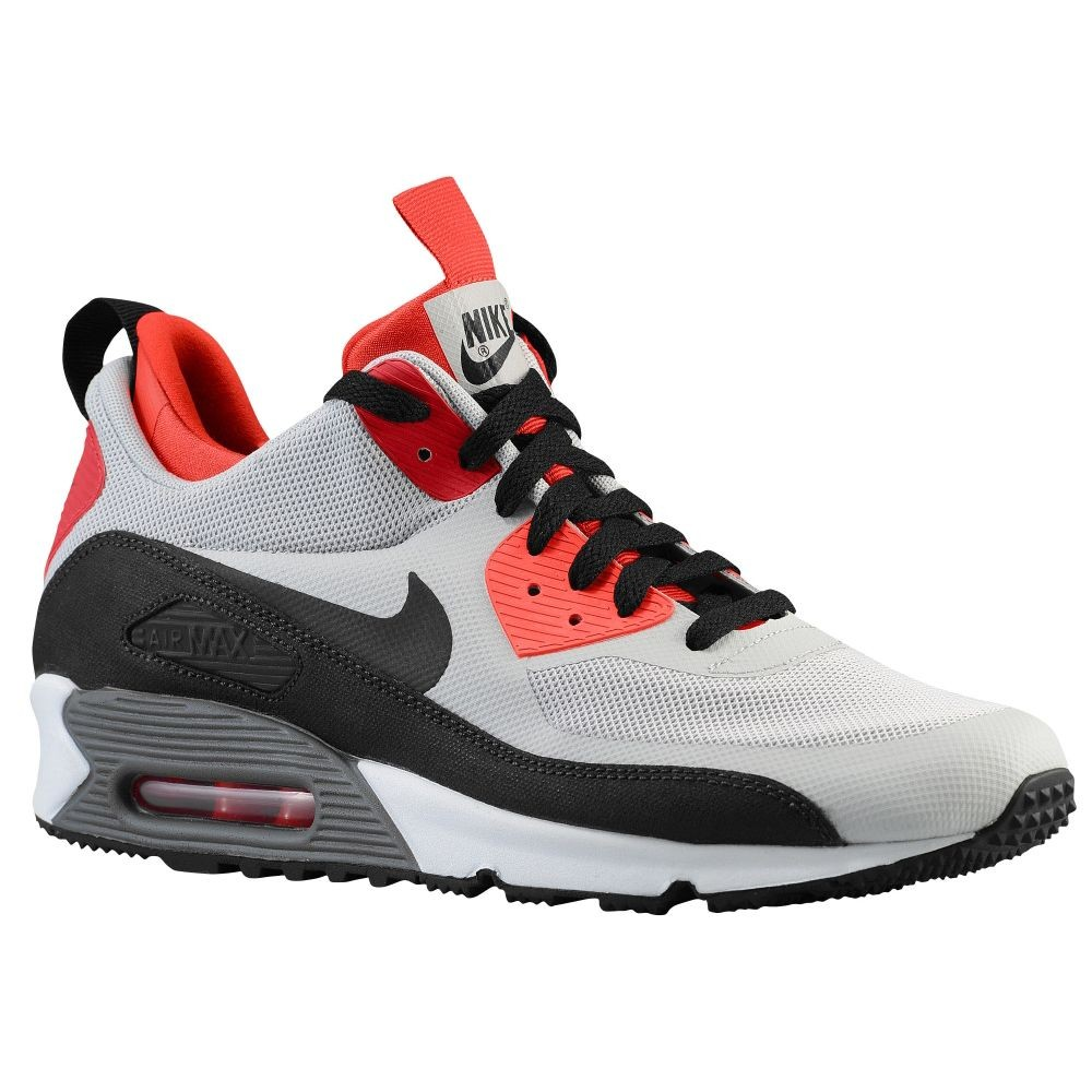 Nike Air Max 90 Sneakerboot | 616314006 | Dusty Grey