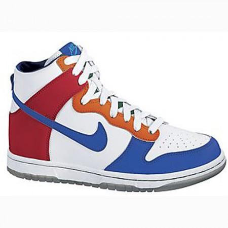 competitive price 4cfb1 92ce8 81.00 € Nike httpwww.top-trendy.comendetails4124 Nike Dunk High  Damskie  318633141  WhiteVarsity RoyalOrange - Sklep Top-Trendy.com  Shop ...